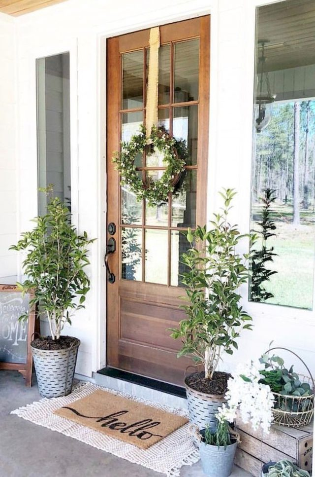 Modern Farmhouse Porch Decor From Amazon