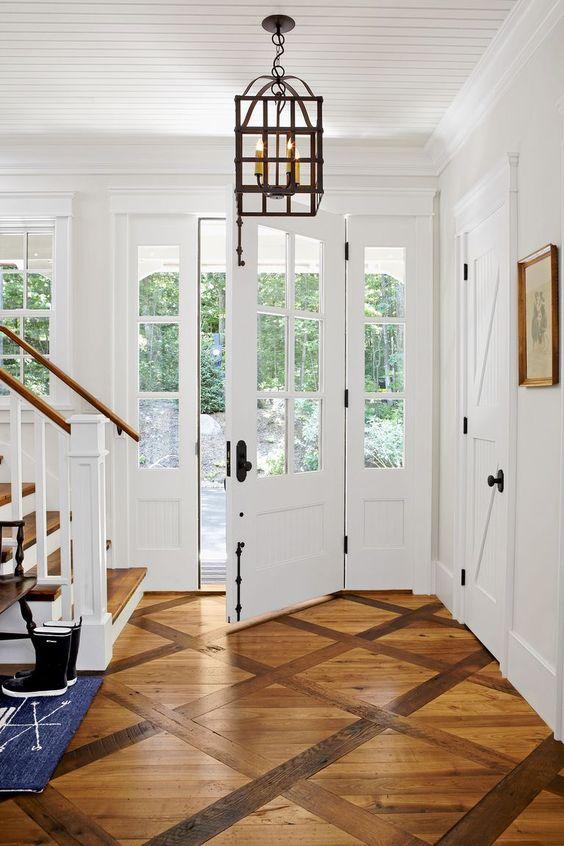 hardwood diamond flooring