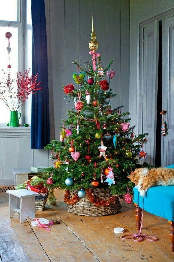 Euroean Christmas-tree