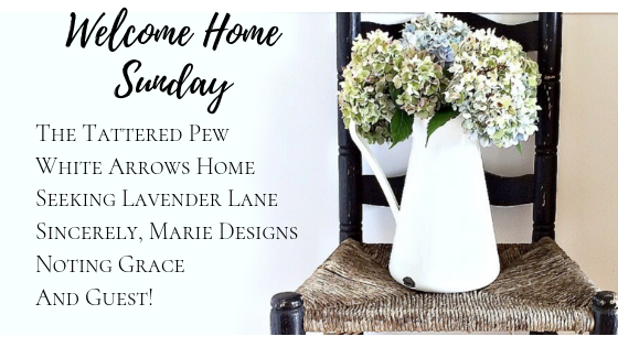 Welcome Home Sunday image