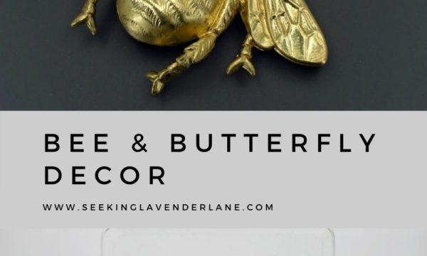 Bee-Butterfly-Decor