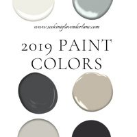 Paint Colors for a 2020 Home