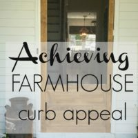 Front Yard Landscaping Ideas: Achieving Farmhouse Curb Appeal