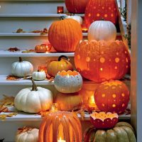 Fall Decor Ideas for the Porch